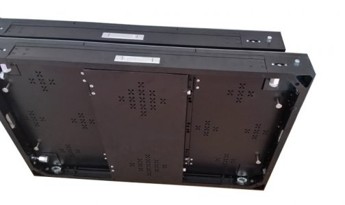 P5-Indoor-Led-Display-Cabinet-Common-Brushed-Aluminum-Size-640mm-640mm-with-P5-LED-Modules-SMD3528