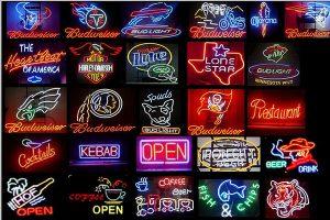 Đèn led quảng cáo và sự sáng tạo