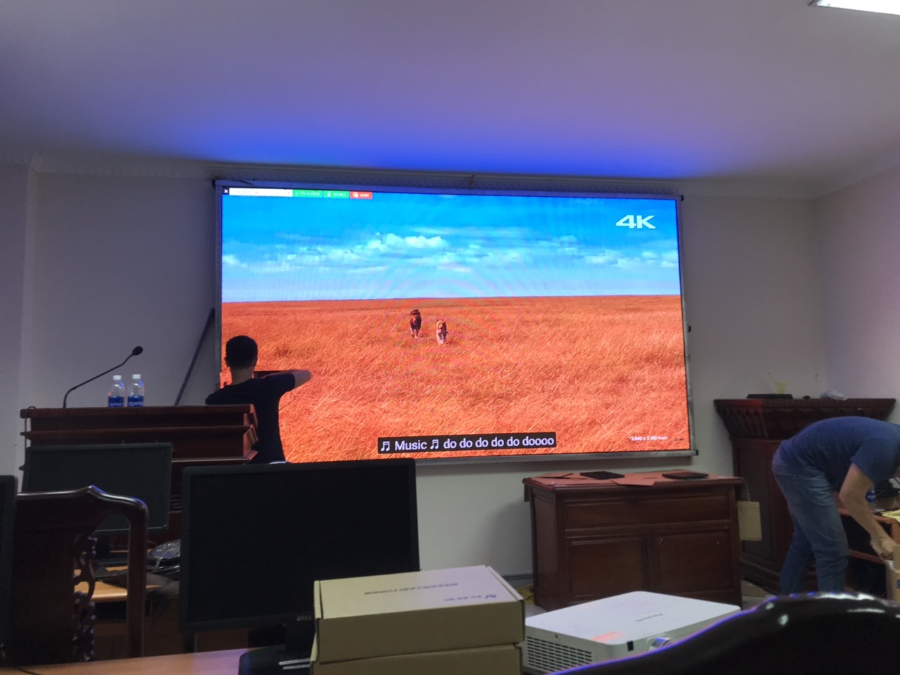 Thi công màn hình Led-P3 Caliang (3)