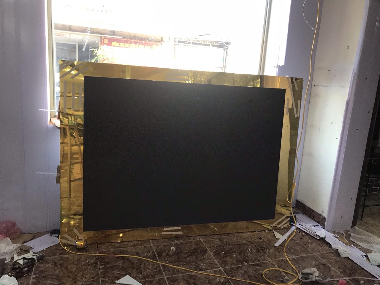 Thi công màn hình Led P4 outdoor Esdled shenzhen