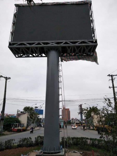 Thi công màn hình Led P6 outdoor Esdled Shenzhen-2