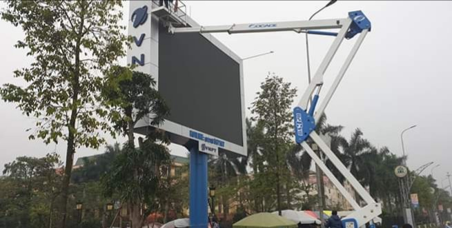 Thi công màn hình Led P6 outdoor Esdled Shenzhen-5