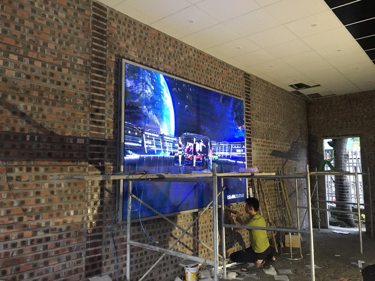 Thi công màn hình led P3 Screen Shenzhen 2