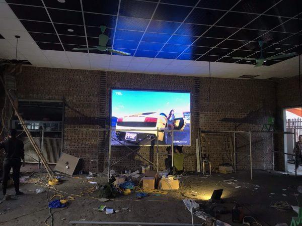 Thi công màn hình led P3 Screen Shenzhen 4