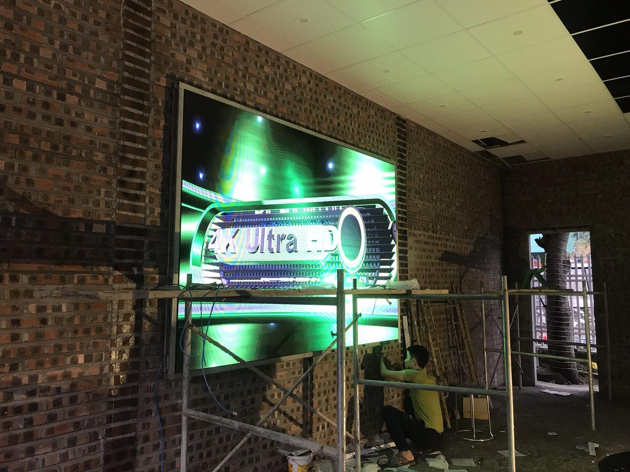 Thi công màn hình led P3 Screen Shenzhen