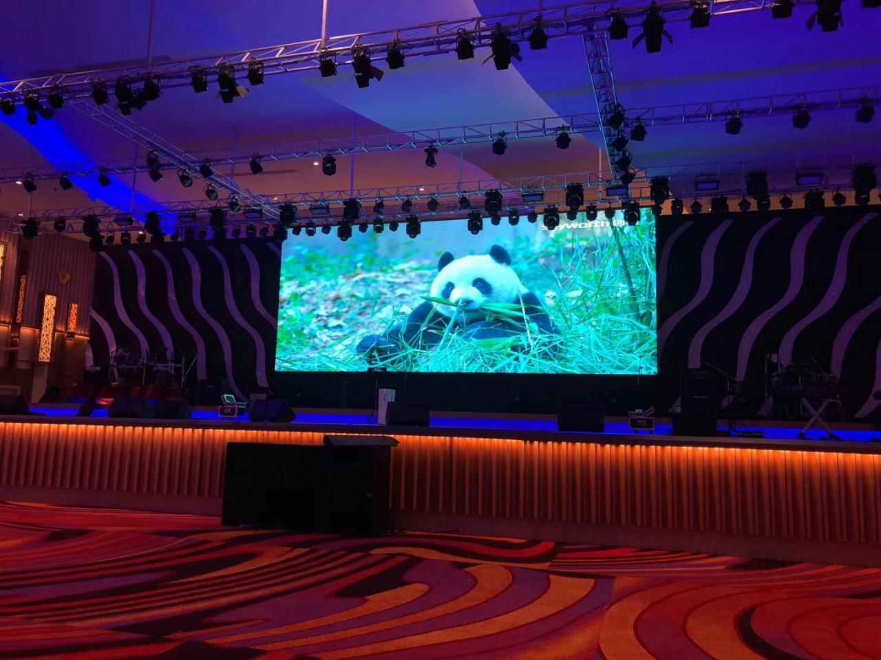 thi công màn hình Led P2.5 Screen Shenzhen-1