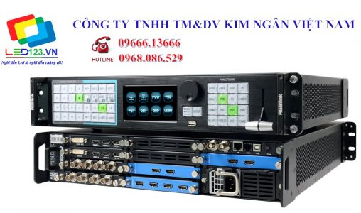 Bộ xử lý hình ảnh D6-1