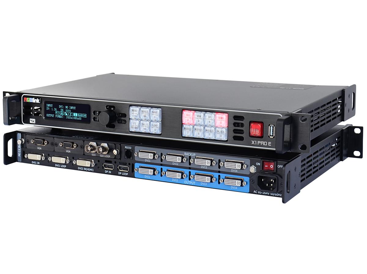Bộ xử lý hình ảnh X1 Pro E-1