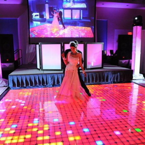 Màn hình led tiệc cưới (1)