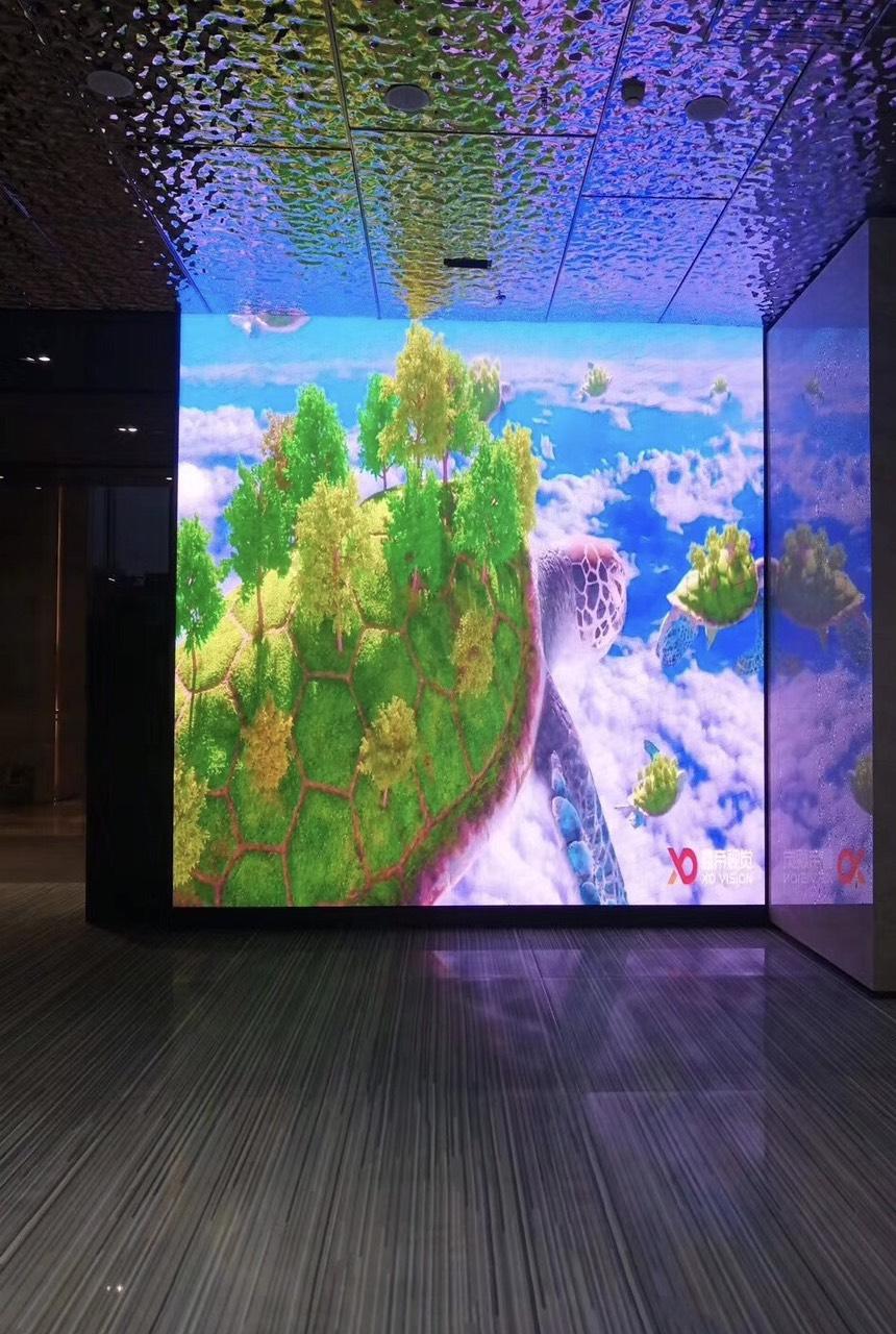 màn hình led P2 tại vincom (4)