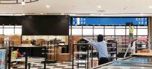 Màn hình led P3 AEON Mall Hà Đông (1)