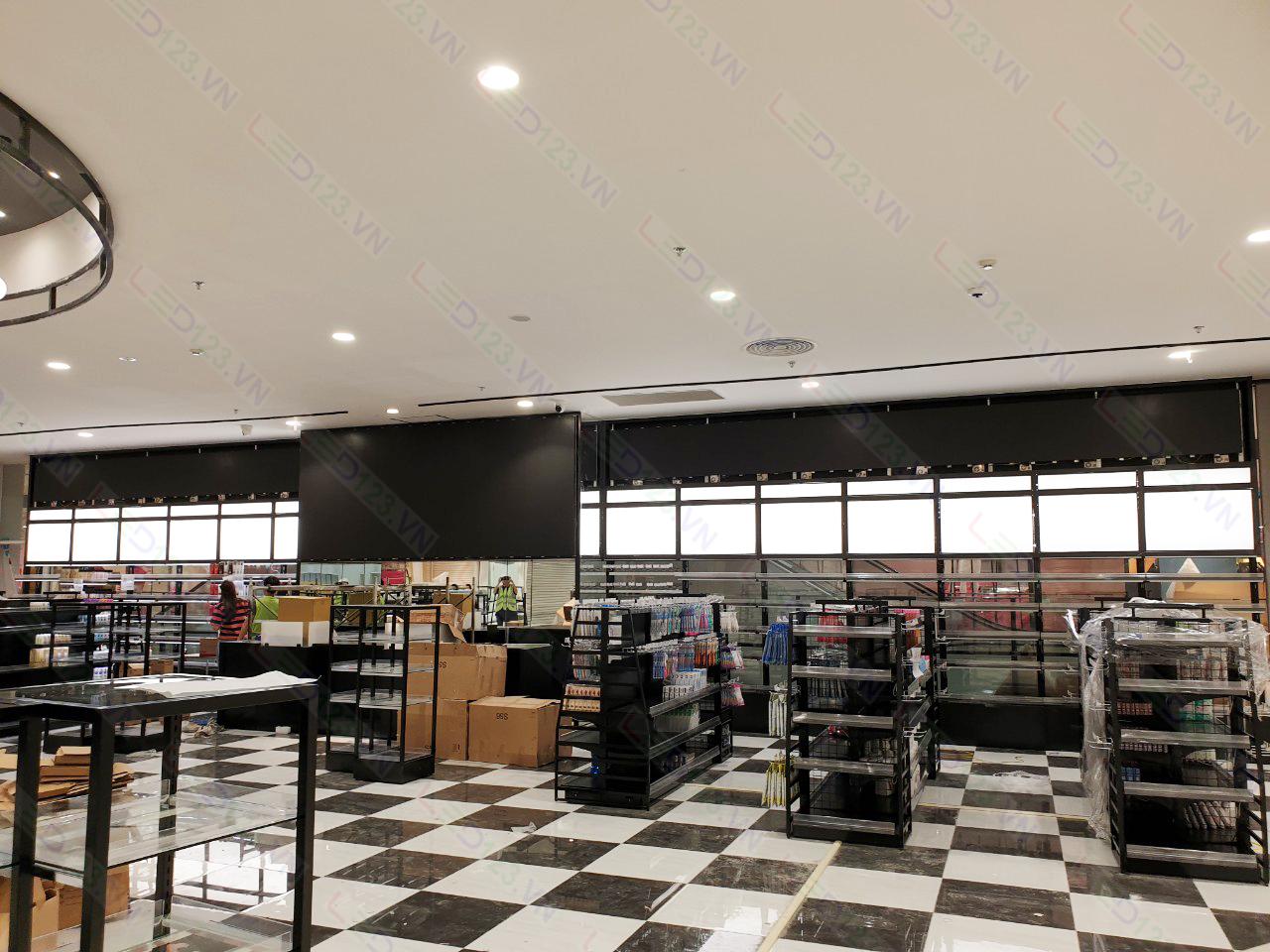 Màn hình led P3 AEON Mall Hà Đông