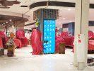 Màn hình led p3 tại AEON Mall (2)
