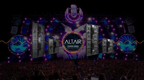 màn hình led sự kiện dòng ALTAIR