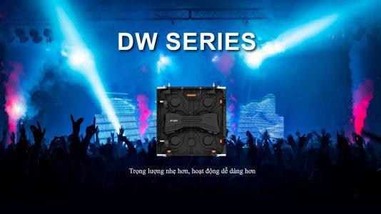 màn hình led sự kiện dòng DW